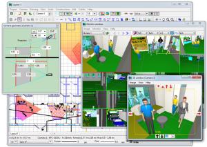 Особливості проектування систем відеоспостереження