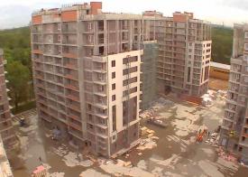 Відеоспостереження на будівельних обєктах