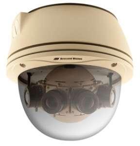 Використання панорамних відеокамер