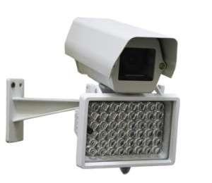 Інфрачервоні прожектори для камер відеоспостереження